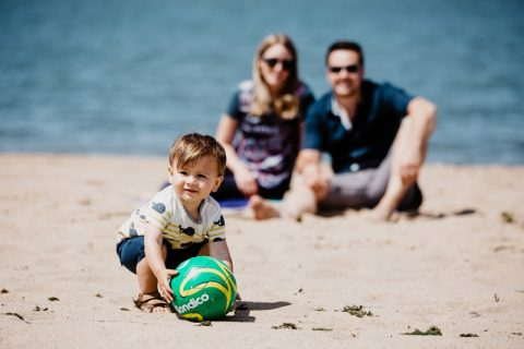 Morecambe Beach