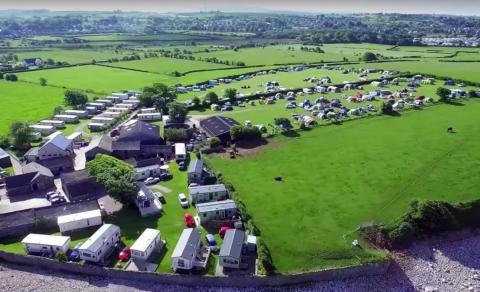 Red Bank Farm Campsite
