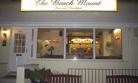 Beach Mount Bed and Breakfast, Morecambe