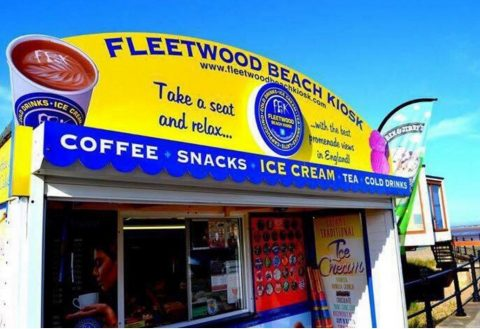Fleetwood Beach Kiosk