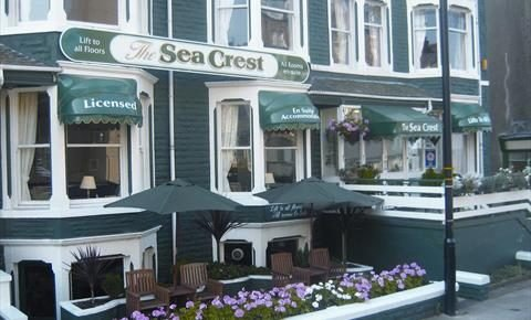 The Sea Crest Bed and Breakfast, Morecambe