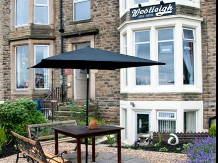 The Westleigh Bed and Breakfast, Morecambe