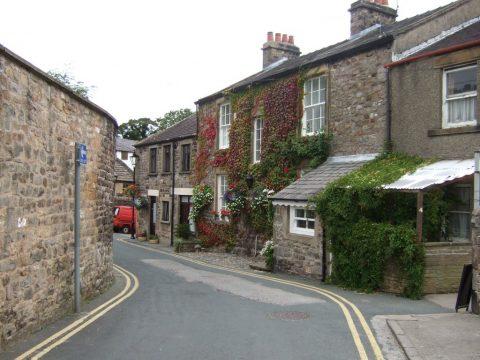 Heysham Village