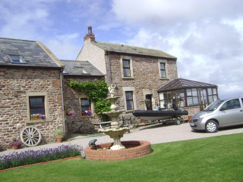 Bank House Cottage, Thurnham Nr Lancaster