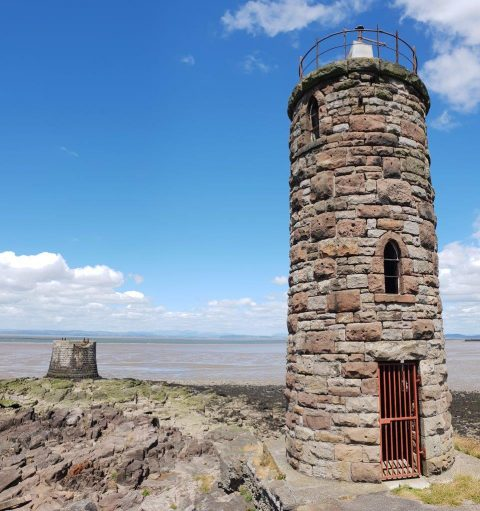 Near Naze Lighthouse
