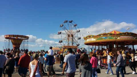 Vintage By The Sea Festival