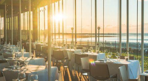 The Sun Terrace Restaurant and Rotunda Bar at The Midland