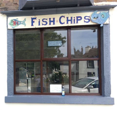 Best Fish and Chip Shops around Morecambe Bay