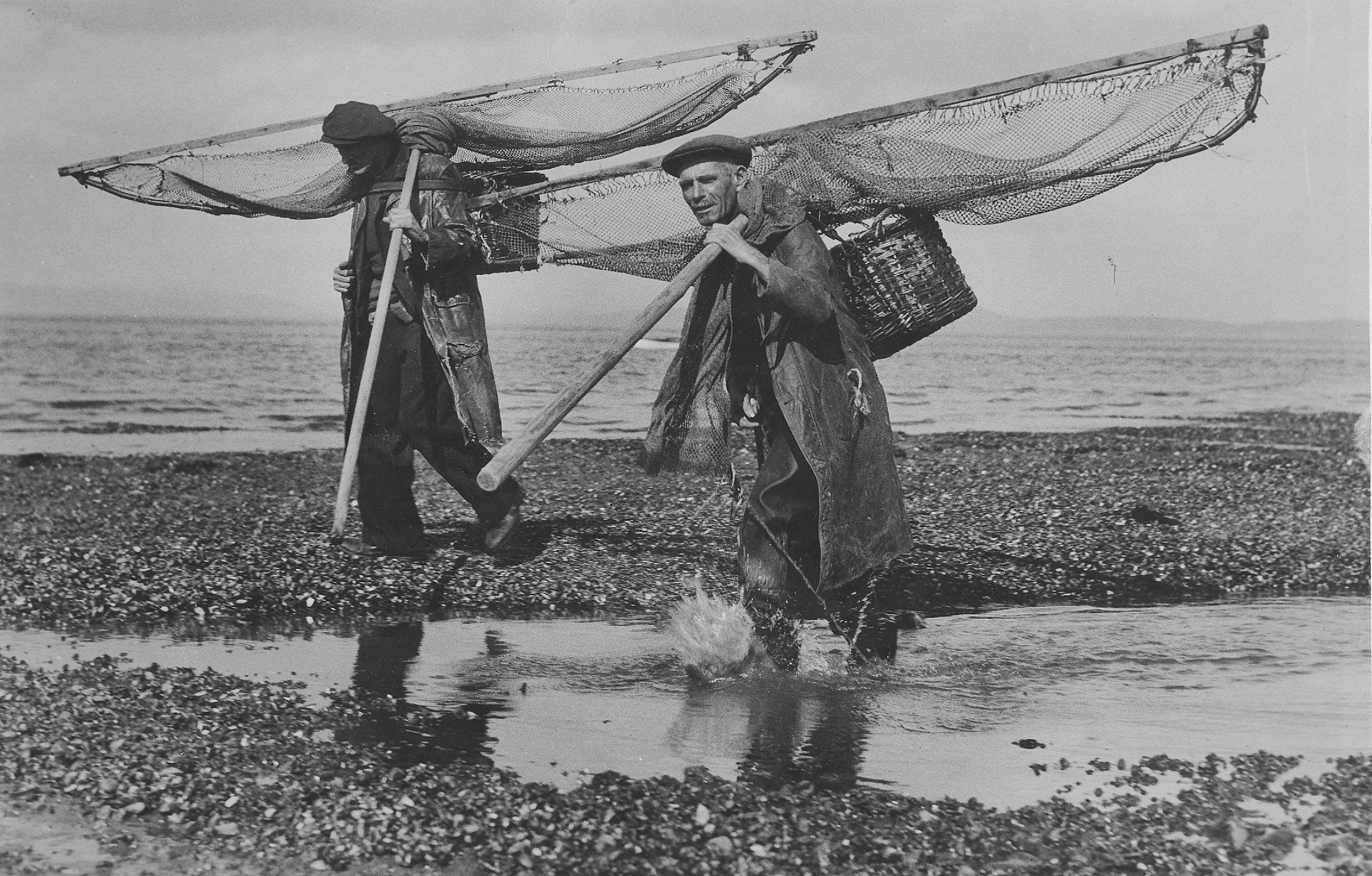 Morecambe Bay Partnership's Catching Tales project can be enjoyed online. Photo courtesy of Lancaster Museums.