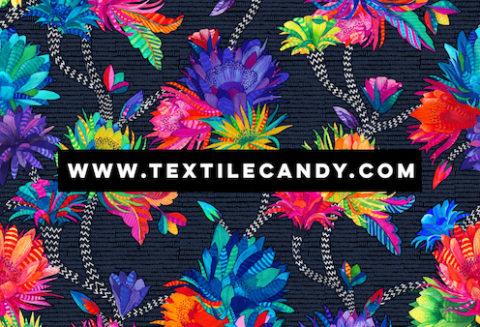 Spotlight on Textile Candy