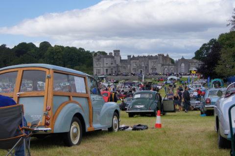 Leighton Hall Classic Car Festival