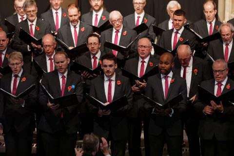 Morecambe Winter Gardens - Leeds Male Voice Choir